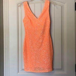 Ark & Co Dresses - NWT Sequin Embellished Summer Dress
